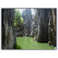 Taş Ormanları (Tsingy De Bemeraha Nationalpark)
