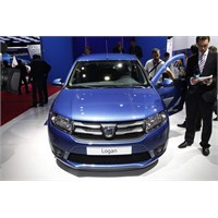 2013 Dacia Logan, Sandero ve Sandero Stepway