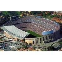 Barselona Nou Camp Stadını Gezmek İster Misiniz ?