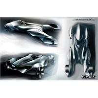 Yeni Nesil F1 Aracı Giuseppe 2025 Concept
