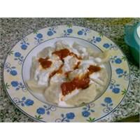 Kolay Mantı Sulu Börek