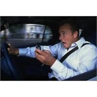 Cep Telefonlu Trafik Canavarları