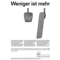 Mercedes İlk Otomatik Vitesi 1960'larda Kullandı