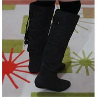 Spor Kısa Bot + Uzun Çizme