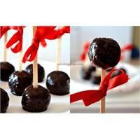 Çikolatalı Lolipop Nasıl Yapılır?