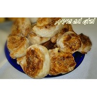Patatesli Kıymalı Güllü Börek