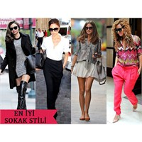 2012'nin Enleri: Sokak Stili
