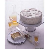 Muhteşem Yılbaşı Pastası