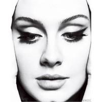 Adele'in Gözmakyajını Siz De Yapın Sadece 2 Dk
