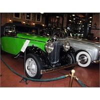 Rahmi M. Koç Müzesi Gezisi 1 - Otomobiller