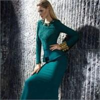 Gizia 2013 Kış Elbiseleri Yine Çok Artistik
