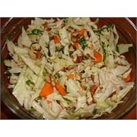 Kolay Lahana Salatası