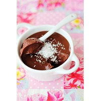 Çikolatalı Puding Homemade