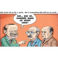 2011 Yılına Damga Vuran Karikatürler