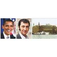 Obama, Cem Özdemir Ve Haydarpaşa
