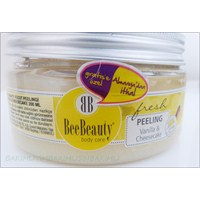 Bee Beauty Vanilla Ve Cheesecake Vücut Peelingi