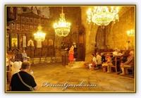 Kktc de Bellapais Manastırı