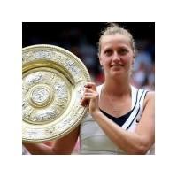 Petro Kvitova Wimbledon 2011 Kadinlar Şampiyonu