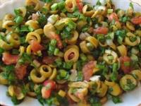 Zeytin Piyazı Salatası