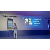 Turkcell'in Yeni Akıllı Telefonu - Maxiplus5