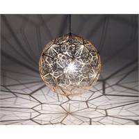 Tom Dixon'dan Etch Web Lamba