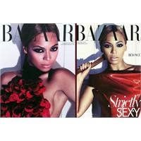 Harper's Bazaar Eylül 2011: Beyonce