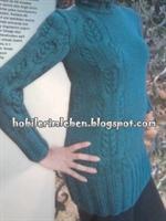 Turkuaz Bluz Modeli