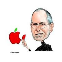Dünyayı Saran Elma'nın Sahibi Steve Jobs