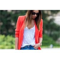 Renkli Blazer Ceketler Nasıl Giyilir?