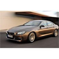 Bmw 6 Serisi Gran Coupe