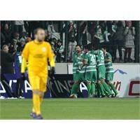 Bursaspor:1-0: Galatasaray