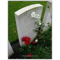Mezarlıklara Neden Çiçek Konur?