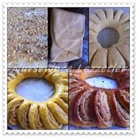 Yelpaze Çörek Nasıl Yapılır