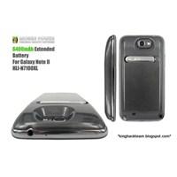 Samsung Galaxy Note 2' Ye Batarya Desteği!