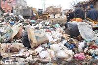 Çöpten Gelen Servet