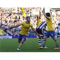 Kaybedebilirdik De: West Bromwich 1-1 Arsenal