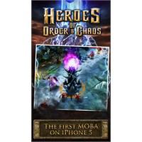 İphone Kullanıcılarının Yeni Oyunu: Heroes Of O&C
