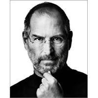 O Bir Başarı İkonu Apple'ın Kurucusu Steve Jobs
