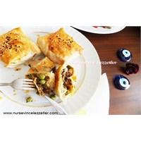 Talaş Böreği Tadında Bohça Böreği Tarifi