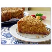 Çıtırlı- Çilekli Kek