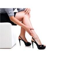 Yüksek Topuklu Ayakkabılar Kireçlenme Nedeni
