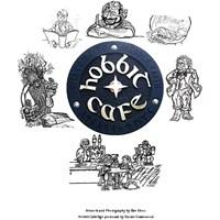 Hobbit Cafe Diye Bir Yer Varmış!