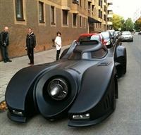 Batmobile Gerçek Oldu