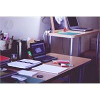 Tasarımcıların Çalışma Odaları