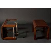 Farklı Şekillerde Kullanılabilen Sandalye / Masa