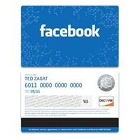 Facebook' Un Ön Ödemeli Kartı Facebook Card Yolda