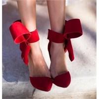 Trend: Fiyonklu Ayakkabılar