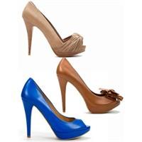 Zara 2011 İlkbahar-yaz Ayakkabı Modelleri