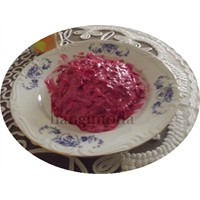 Havuçlu Kırmızı Pancar Salatası