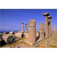 Assos Antik Kenti Gezilecek Yerler